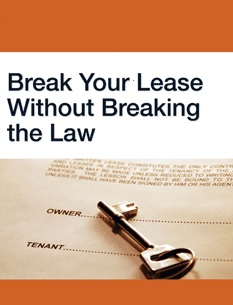 lease Break Your Lease Without Breaking the Law